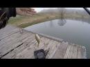 Открытие рыболовного сезона 2015. Ловля на боковой кивок (летняя мормышка)