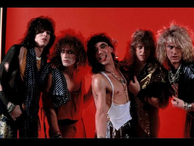 Рок - передача о метал группах Ratt и TNT