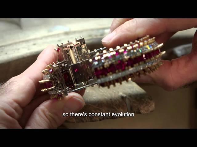 Rubis Secret watch bracelet - Van Cleef Arpels