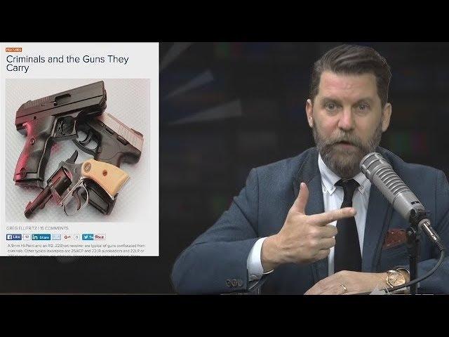 Смысл запрещать продавать оружие ? (Гэвин МакИннес) » Freewka.com - Смотреть онлайн в хорощем качестве