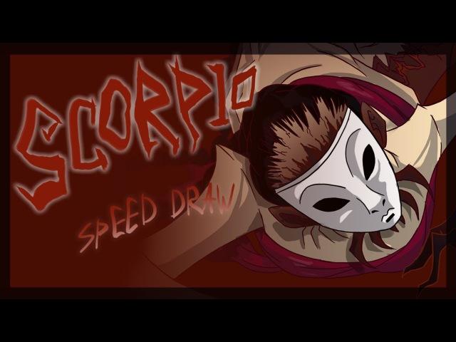 Speed Draw- Scorpio