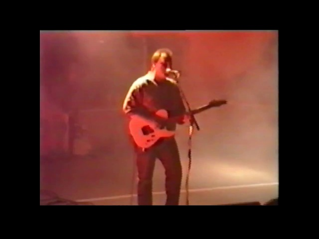 Pixies live concert October 19th 1990 Hammersmith Odeon London United Kingdom