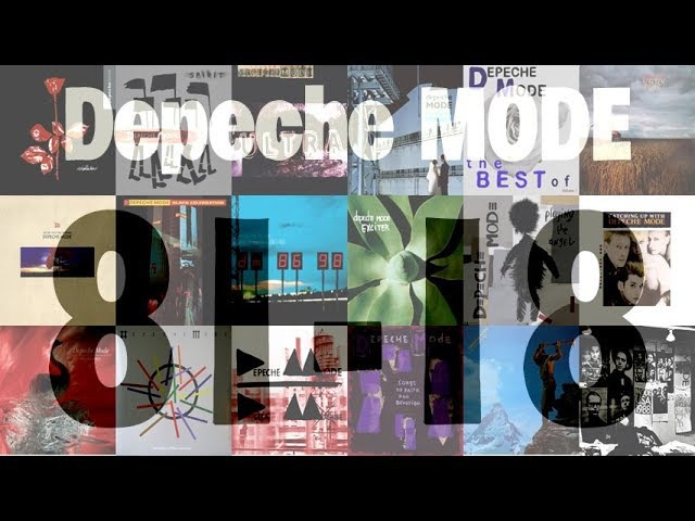 Depeche Mode 81-18 (Dance Remix Megamix) 2.0