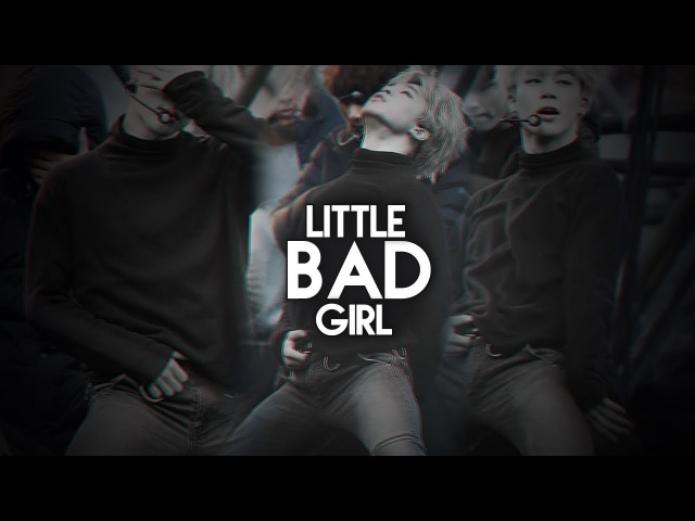 [FMV] Jimin「LITTLE BAD GIRL」