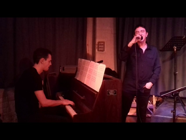 James Beaumont with Marc Almond Watford Open Mic (28-11-17) Full Set