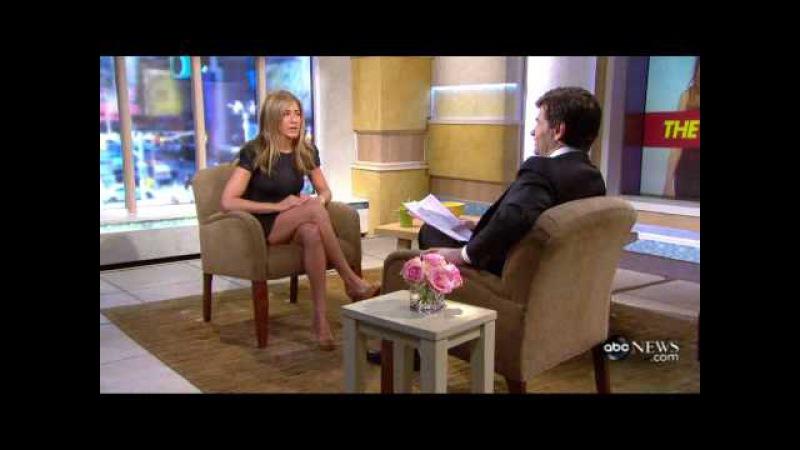 Jennifer Aniston on The Bounty Hunter