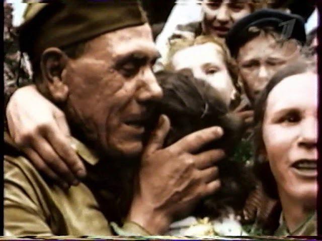 Солдатам победы посвящается (ОНТПервый, 09.05.2010)