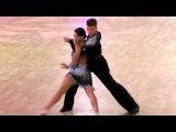 Stan Alexandru Ioan Marian & Tigau Miriam   Ча-ча-ча   WDSF Чемпионат Мира - молодежь 10 танцев