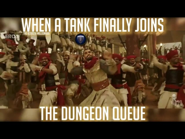 When a Tank Finally Join the Dungeon · coub коуб