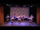 Концерт, посвящённый 100летию революции 1917 года республика Кипр - Шоу-балет Комильфо/Comi...