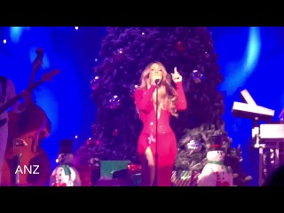 MARIAH CAREY - O Holy Night - NYC 2017