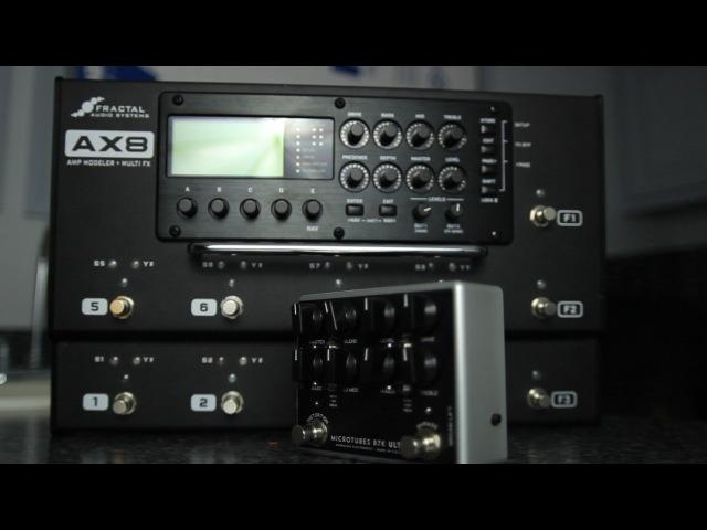 Imitation Game: Darkglass B7K Ultra tones from a Fractal Audio Axe-FX II/AX8