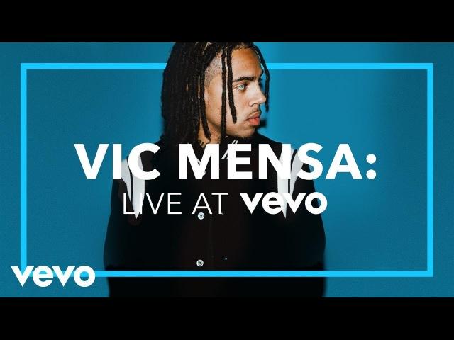 Vic Mensa - We Could Be Free (Live at Vevo)