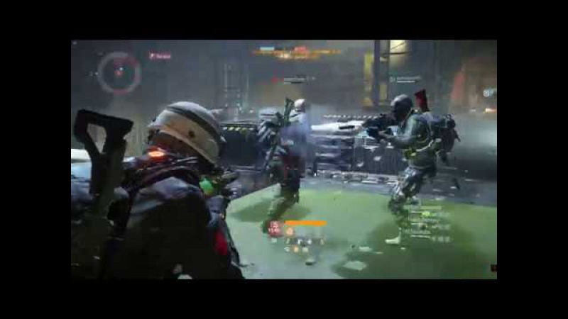 TheDivision PvP.Альфа Связь