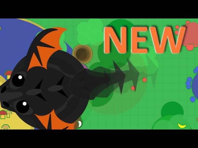MOPE.IO Экспериментальный мод и, возможно, новая абилка Черного Дракона!