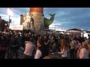танцы у Ростральных колонн - САЛЬСА - SALSA - 8 июля 2017