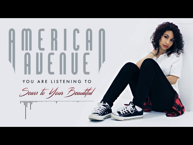 Alessia Cara - Scars to Your Beautiful (Cover by American Avenue) [DEMO]