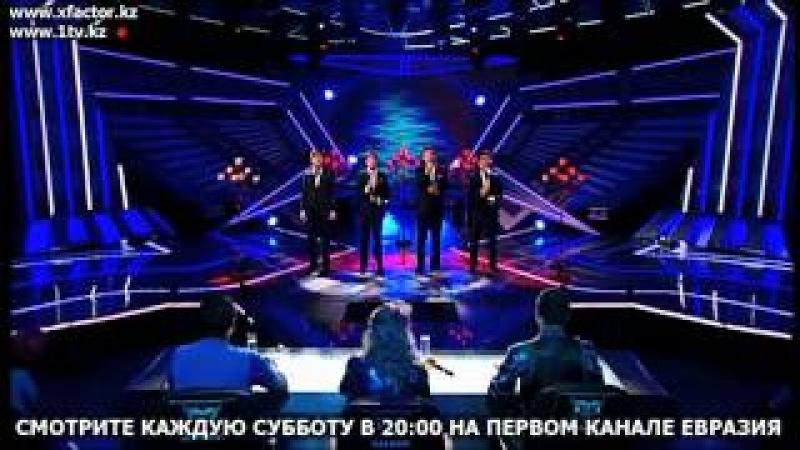 Казахи поют шикарно! Смотреть всем