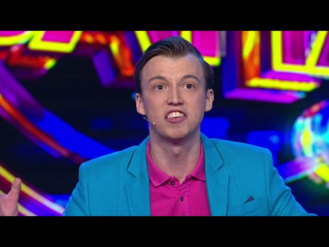 Comedy Баттл. Суперсезон - Дмитрий Сверлов (1 тур) 20.06.2014