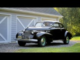 1940 Cadillac Sixty Two Coupe 40 6227C