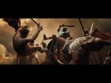 Ипполита рассказывая историю о Богах и происхождении Дианы / Чудо-женщина (2017)