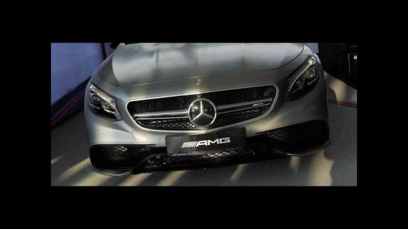 Открытие Mercedes Benz Ufa by K Arts Promo