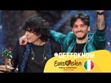 ESC 2018 Get to Know.... ERMAL META &amp FABRIZIO MORO from ITALY Eurovision Song Contest 2018