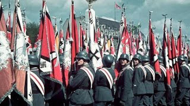 Adolf Hitler Geburtstag 20.April 1939 in Berlin Führergeburtstag