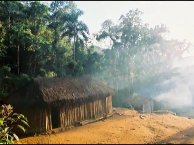 Encontro de Fortalecimento da Saúde Mbya