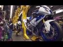 Как делают полицейские мотоциклы BMW