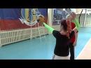 Волейбол нападающий удар. Обучение. Разные игровые моменты