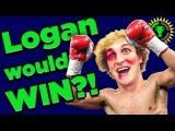 Game Theory KSI vs Joe Weller vs Logan Paul - Why Logan Paul Would Win!