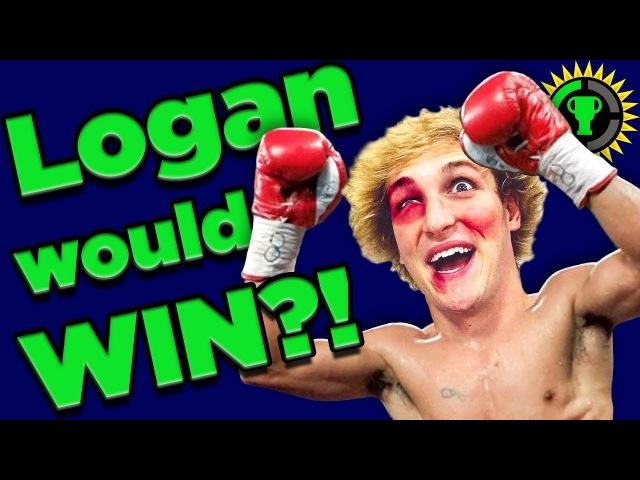 Game Theory: KSI vs Joe Weller vs Logan Paul - Why Logan Paul Would Win!