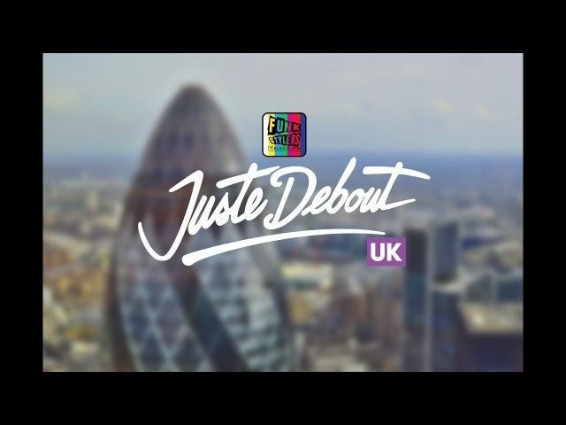 Dedson   Hip Hop   Judge Demo   Juste Debout UK 2018   FSTV