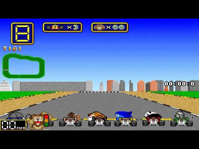 Wacky Wheels (Dos PC) / 1994 / Apogee Software, Ltd.