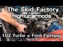 The Skid Factory 1UZ турбо в Ford Fairlane - Серия 4 BMIRussian