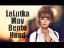 LeLutka May Bento Mesh Head in Second Life