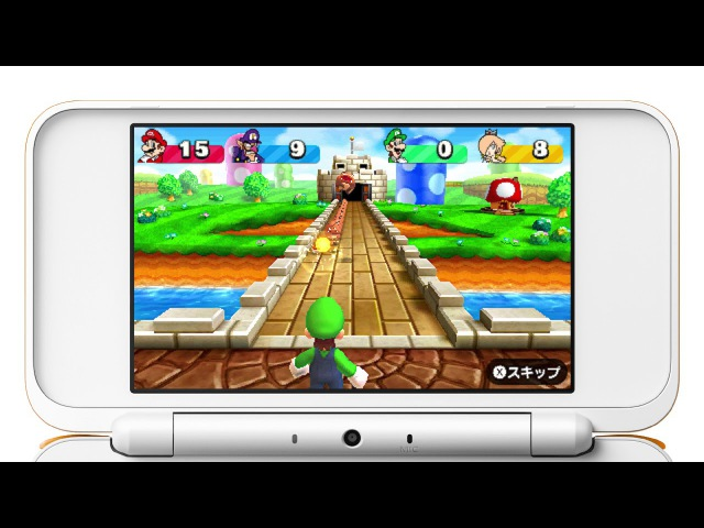 N3DS - Mario Party: The Top 100