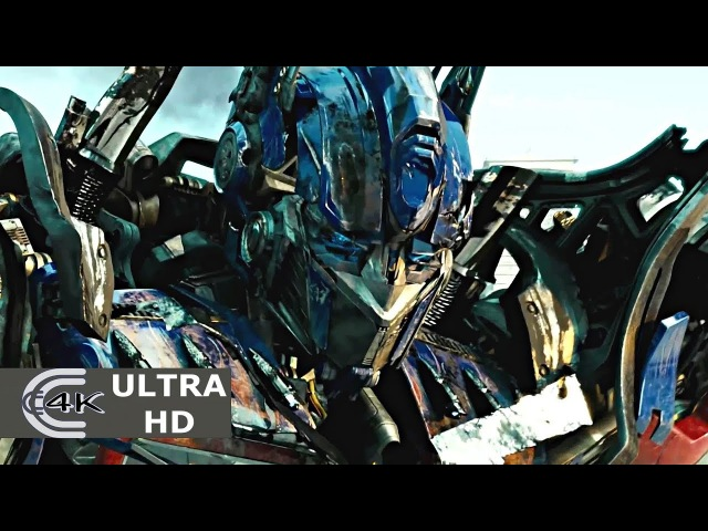 Optimus Prime vs. Sentinel Prime Megatron (Scene) | Transformers: Dark of the Moon (2011) CLIP