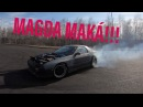 Test Mazda RX7 FC m50b25 Project Magda KRSTDRFT drift lifestyle vlog 217
