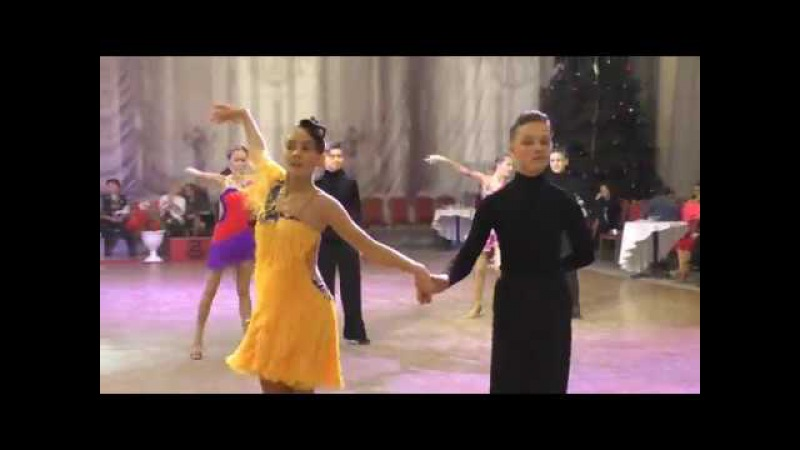 Финал бальные танцы Джайв Юниоры 1, Е класс - турнир по бальным танцам Метелица-2017