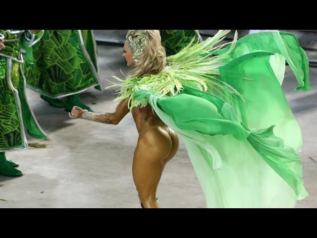 Rio Carnival 2017 [HD] - Floats Dancers | Brazilian Carnival | The Samba Schools Parade