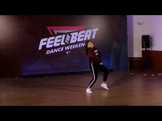 Feel the beat Нвако Амака Bershka Crew All Stars Dance Centre 2017