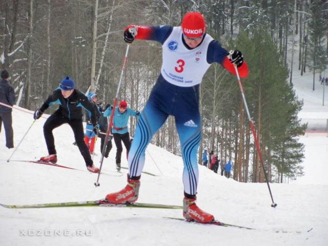 Кубок России по лыжным гонкам 2015
