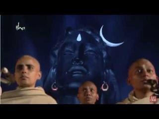 MahaShivRatri Begins With Chidanandaroopa Shivom Song By Sadhguru 13-Feb-2018