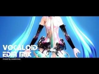 이선균 edm Vocaloid DJ Mix - EDM (Electrohouse/Dubstep/Moombahcore)