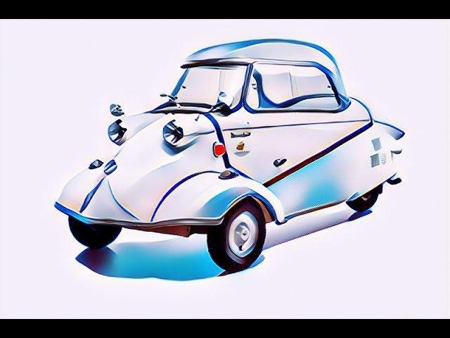 1955 Messerschmitt KR-200