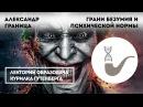 Александр Граница - Безумие Грани психической нормы fktrcfylh uhfybwf - ,tpevbt uhfyb gcbbxtcrjq yjhvs