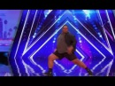 Oscar Hernandez: a BIG GUY with Some Swagger | Auditions 3 | America's Got Talent 2017