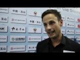 Gilbert beats Higgins for Yushan Quarter Finals